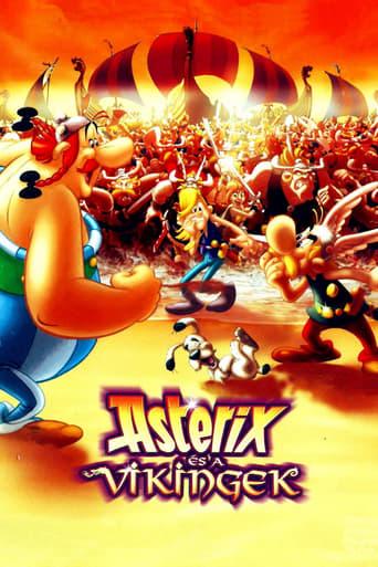 Asterix és a vikingek