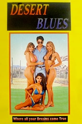 Poster of Desert Blues