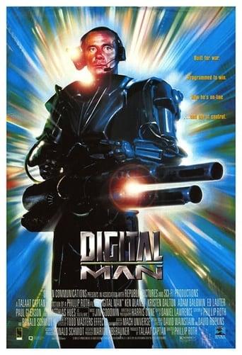 Poster of Digital Man
