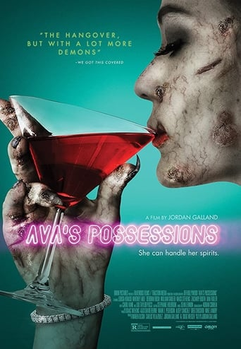 Poster of Ava's Possessions