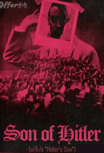 Poster of Son of Hitler
