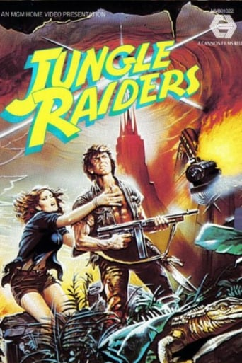 Poster of Jungle Raiders