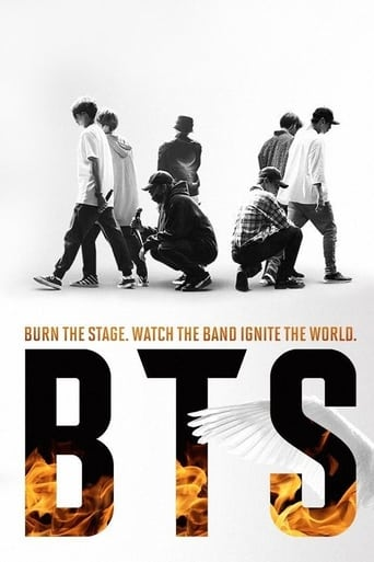 BTS: Burn The Stage (OmU)