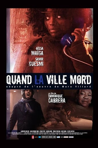 Poster of Quand la ville mord