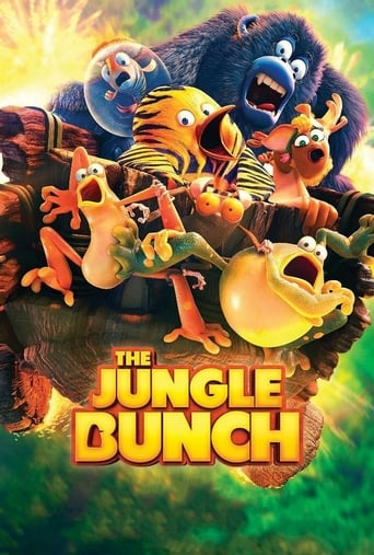 Poster of The Jungle Bunch