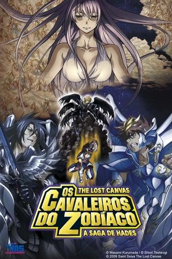 Seinto Seiya The Lost Canvas - Meio Shinwa 2ª Temporada - Poster