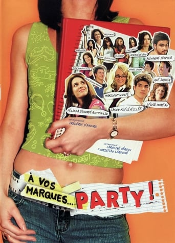 voir film À vos marques... Party ! streaming vf