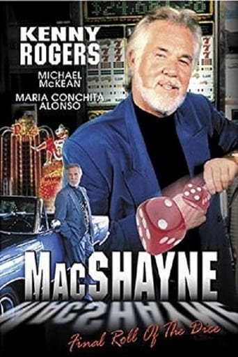 Poster of MacShayne: Final Roll of the Dice