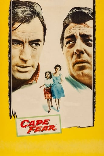 Poster of Cape Fear