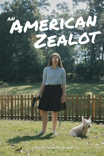 An American Zealot Poster