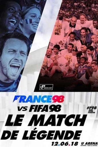 Poster of France 98 vs FIFA 98
