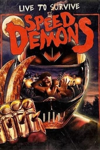 Poster of Speed Demons