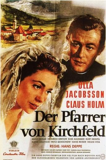 Watch Der Pfarrer von Kirchfeld Free Movie Online