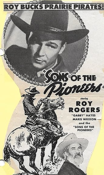 poster of Sons of the Pioneers