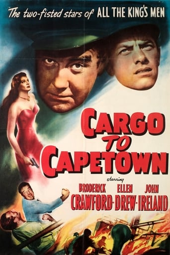 Cargo to Capetown Movie Poster