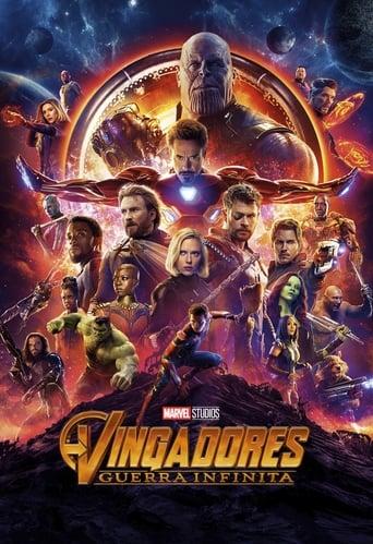 Vingadores: Guerra Infinita - Poster