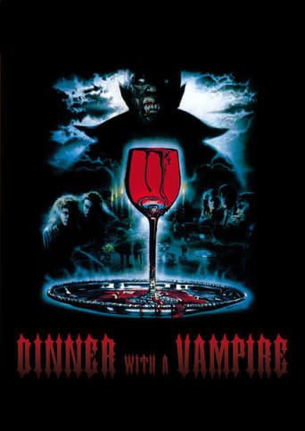 Poster of Dinner With a Vampire
