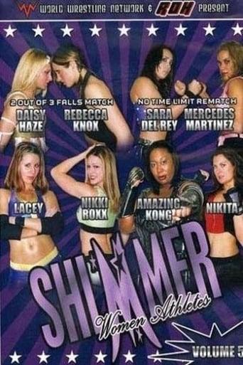 Poster of SHIMMER Women Athletes Volume 5