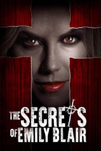 Εξώφυλλο του The Secrets of Emily Blair