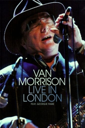 Van Morrison  Live In London
