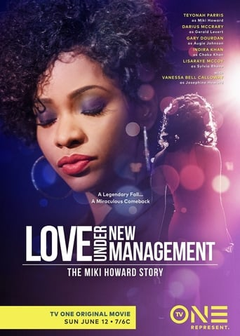 Poster of Love Under New Management: The Miki Howard Story