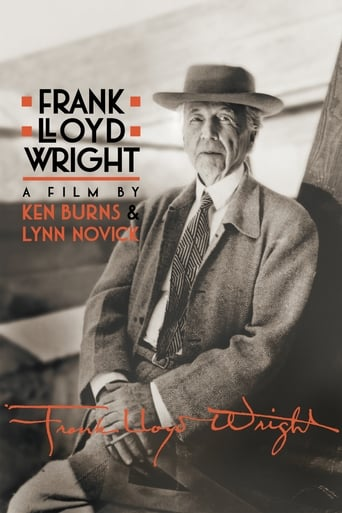 Poster of Frank Lloyd Wright