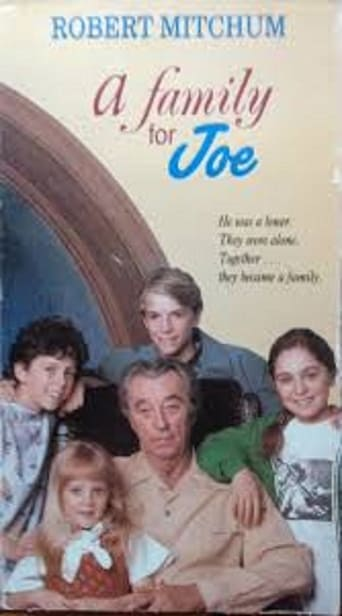 Poster of A Family For Joe