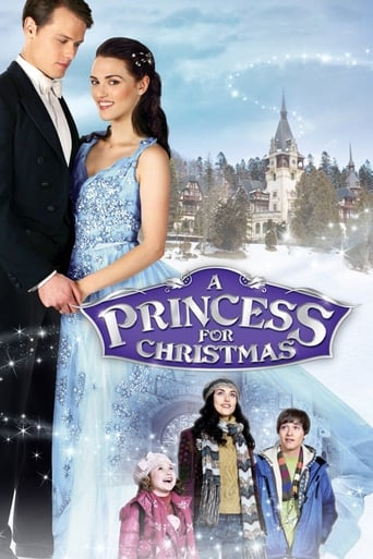 Poster of A Princess For Christmas