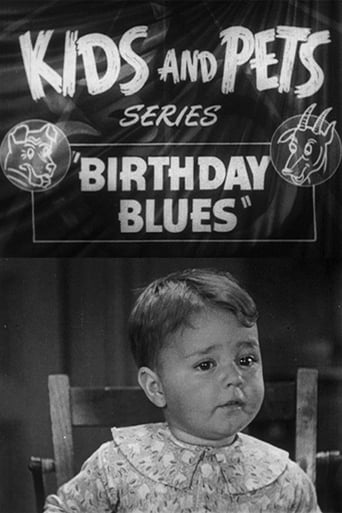 Poster of Birthday Blues