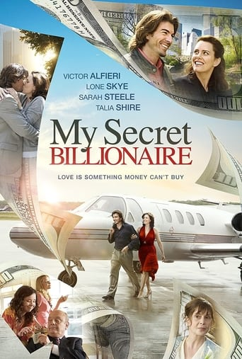 My Secret Billionaire Poster