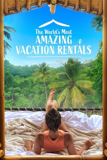 Poster The World's Most Amazing Vacation Rentals