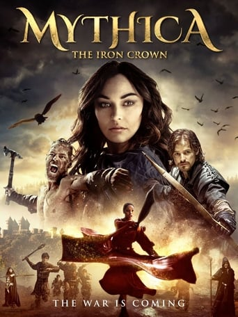 Watch Mythica: The Iron Crown Online