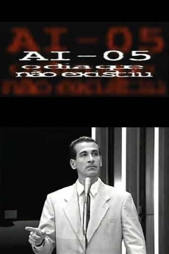 Poster of AI-5 - O Dia que Não Existiu
