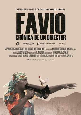 Poster of Favio: Crónica de un director