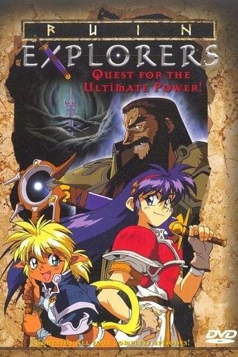 Poster of Ruin Explorers - Fam & Ihrie