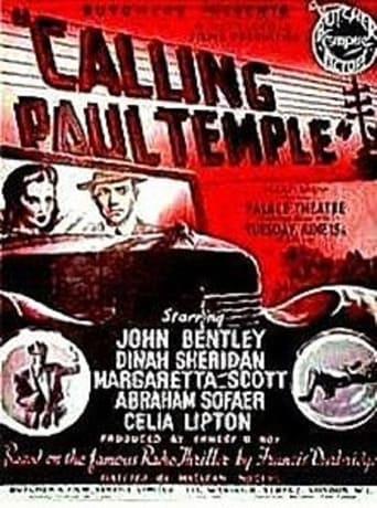 Watch Calling Paul Temple full movie downlaod openload movies