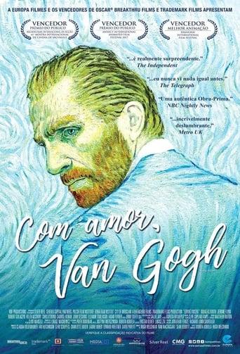 Com Amor, Van Gogh - Poster