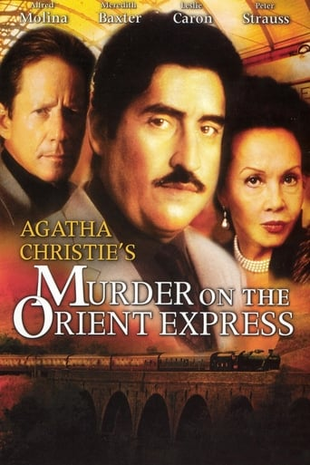 Watch Murder on the Orient Express Free Movie Online