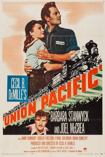 Poster of Union Pacific