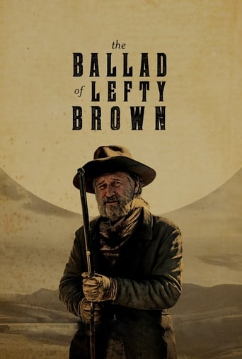 Poster of The Ballad of Lefty Brown