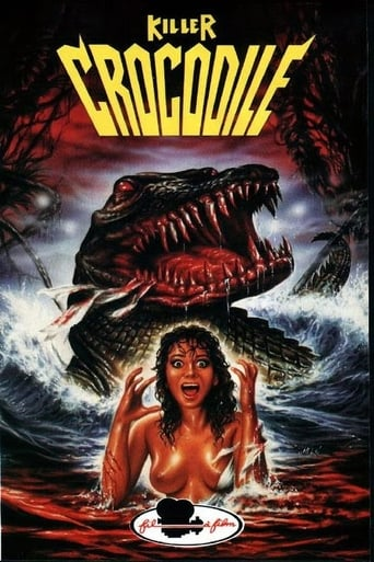 Poster of Killer Crocodile