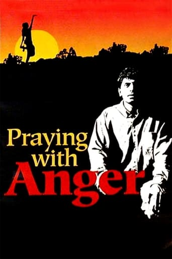 Poster of Praying with Anger