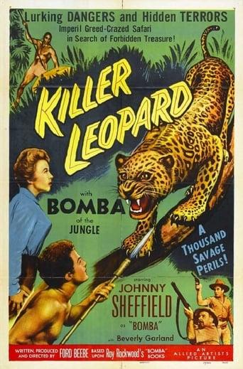 Poster of Killer Leopard