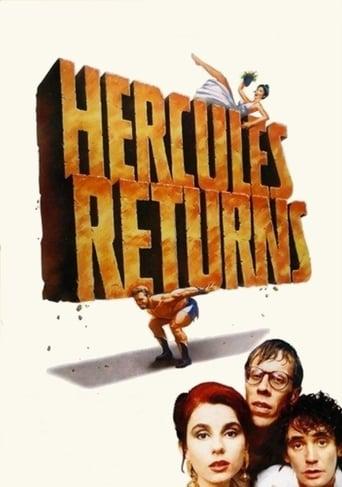 Poster of Hercules Returns