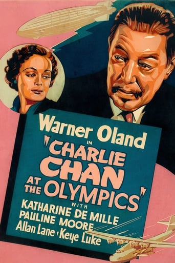 Watch Charlie Chan at the Olympics Online Free Putlockers