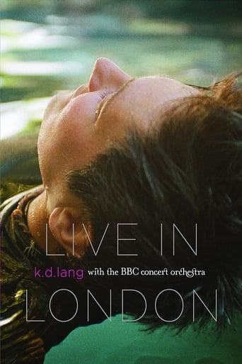 Poster of K.D. Lang: Live in London with the BBC Concert Orchestra