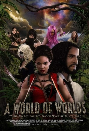 A World of Worlds Poster
