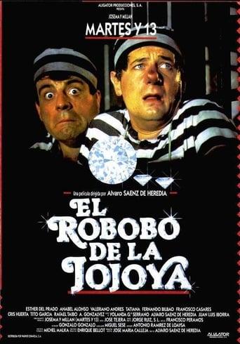 Poster of El robobo de la jojoya