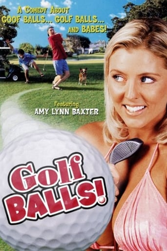 Poster of Golfballs!