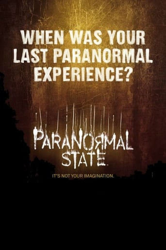 Paranormal State Poster